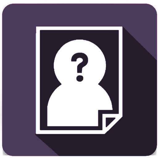 Missing Person Module Icon